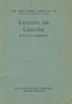Lecture on Lincoln