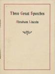 Three Great Speeches