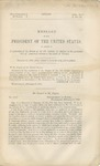 Message of the President of the United States, in Answer to a Resolution of the Senate of the 5th Instant, in Relation to the Presentation of American Citizens to the Court of France.