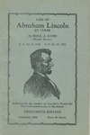 Life of Abraham Lincoln in Verse