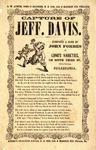 Capture of Jeff Davis.