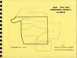 1835 Tax List Sangamon County, Illinois /by Marilyn Wright Thomas and Hazelmae Taylor Temple.