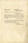 General orders. No. 101 / War Department, Adjutant General's Office, Washington, August 11, 1862.