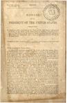Message of the President of the United States : Communicating, in Compliance with a Resolution of the Senate of the 12th Instant, Information in Relation to the States of the Union Lately in Rebellion, Accompanied by a Report of Carl Schurz on the States of South Carolina, Georgia, Alabama, Mississippi, and Louisiana; also a report of Lieutenant General Grant, on the Same Subject.