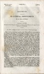 Documents in Relation to Internal Improvements in the State of Illinois: January 12, 1838, Submitted by Mr. Young, and Ordered to be Printed, and that 300 Additional Copies be Furnished for the Use of the Senate.