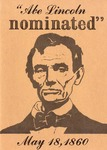 Abe Lincoln Nominated
