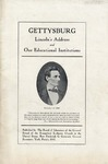 Gettysburg: Lincoln's Address and Our Educational Institutions