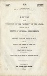 Report on the Condition of the Property of the State: Connected with the System of Internal Improvements, with the Amount Paid for Right of Way, and the Names of the Persons to Whom Paid, Made by the Treasurer of Illinois, in Pursuance of a Resolution of the House of Representatives.
