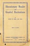 Elocutionary Reader and Graded Recitations