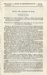 Rules and Articles of War