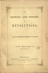 The history and theory of revolutions.