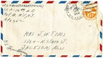 Sonny to Mother and Dad, Febuary 10, 1945