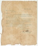 Letter to Mes. E.S. Farah & Co., October 26, 1893