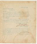 Letter to Editor of the World Almanac, November 22, 1893