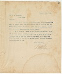 Letter to Mr. W. A Broughton, December 14, 1893