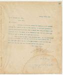 Letter to E. S. Candler, Sr. Esq., January 29, 1894