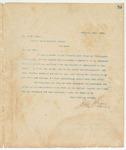 Letter to Mr. Lloyd Bryce, February 26, 1894