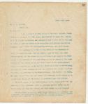 Letter to Mr. W. B. Murdoch, March 14, 1894
