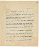 Letter to Mr. Edwin S. Gill, March 28, 1894