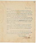 Letter to Innes, April 3, 1894