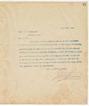 Letter to Prof. A. A. Kincannon, April 8, 1894