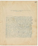 Letter to Speech to the graduating class of the Industrial Institute and College, June 19, 1894