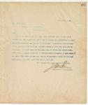 Letter to Hon. Hoke Smith, June 26, 1894