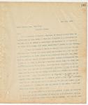 Letter to Elgin Schaff, Esq., Barrister, June 8, 1894