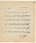 Letter to Mr. H.S. Hyatt, August 13, 1894