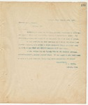 Letter to Chicago Scale Company, August 18, 1894