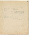 Letter to Messrs G.W Bingham & J.T. Peterson, September 5, 1894