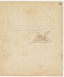 Letter to W. A. Brown, Esq., Sec, September 17, 1894