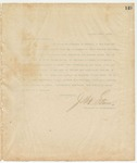 Letter to To Whom it may Concern, October 12, 1894