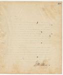 Letter to Mr. John S. Ware, November 6, 1894