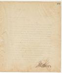 Letter to General S.D. Lee, November 6, 1894