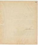 Letter to Hon. H. M. Street, November 6, 1894