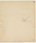 Letter to W. A. Brown, Esq., Sec, November 25, 1894