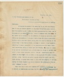 Letter to Officers and Members of the Mississippi Division of the Travelers Protective Association of America, December 7, 1894
