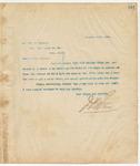 Letter to Mr. John T. Barnett, December 12, 1894