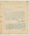Letter to W.W. Harvey, Esq., December 16, 1894