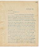 Letter to Gen H. Heth, December 24, 1894