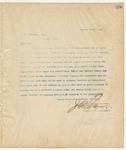 Letter to G. M. Alexander, January 12, 1895