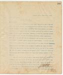 Letter to D.A. Scott, Esq., March 17, 1895
