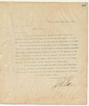 Letter to Hon. E?. M. Abbott, March 22, 1895