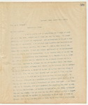 Letter to Hon. J. S. McNeily, March 22, 1895