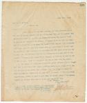 Letter to Col. W.B.. Murdoch, March 26, 1895