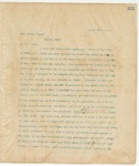 Letter to Hon. Newnan Cayce, March 27, 1895