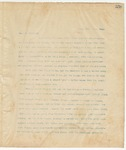 Letter to T. Candler, March 29, 1895