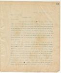 Letter to Hon. L.C. Dulaney, March 29, 1895