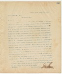 Letter to H.E. Blakeslee, March 30, 1895